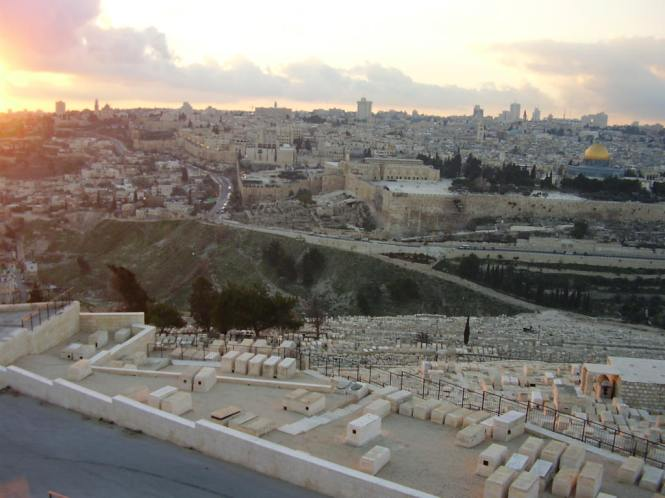 sunset%20old%20jerusalem%20dome%20of%20the%20rock