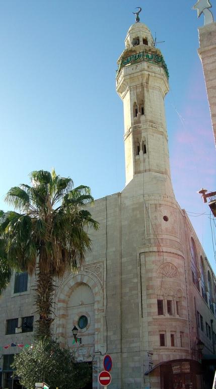 هذه مدينة بيت لحم التي اسكن فيها   Bethlehem-10245